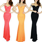 Hot Sale Women Formal Homecoming Prom Ball Gowns Cocktail Long Evening Dress New