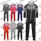 Womens Mens Unisex Ankle Length Hooded Aztec All In One Jumpsuit Piece Onesie