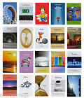 Inspirational Message Cards Keepsake Uplifiting Home Wellbeing Happiness Respect