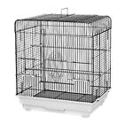 Внешний вид - Kings Cages ES 2016 S Square top bird cage toy toys Finches Lovebirds Canaries
