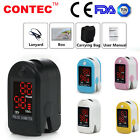 Contec CMS50DL Finger Pulse Oximeter Spo2 Fingertip Oxygen Monitor SPO2 50DL ie