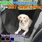 Waterproof Pet Hammock Car Back Seat Cover Travel Protector Dog Cat Blanket*t