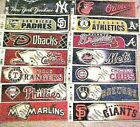 MLB  LICENSED BUMBER STICKERS NEW COLORFUL GLOSSY DESIGN, ONE PRICE SHIPPING on Ebay