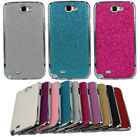 Samsung Galaxy Note2 n7100 Stylish & Fashionable Glitter Hard Mobile Case Cover