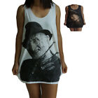 Freddy Krueger Vest Tank Top Singlet Dress T-Shirt Mens Womens Ladies