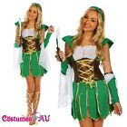 Xena Gladiator Warrior Princess Roman Spartan Fancy Dress Costume Outfits