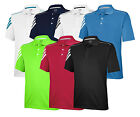 New 2013 Adidas ClimaCool 3-Stripes Men's Golf Polo - Multiple Colors & Sizes