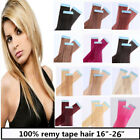 USA STOCK ! 16inch Remy Tape Skin Hair Extensions, 20pcs&30g, 3-5 days delivery!