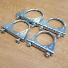 VEHICLE EXHAUST CLAMPS / SIZES 45mm - 65mm