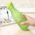 Travel Hiking Camping Cycling Sport Portable Leak-proof Colourful Water Bottle