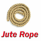Jute Rope Twisted Sash Pulley Hamp Twine For Boats Decking Merine Cord Sash