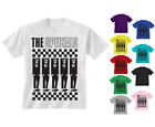 Youth Kids Childrens The Specials Ska Two Tone Music T-shirt Age 5-13 Years