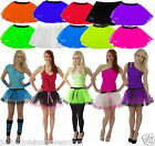 NEON TUTU  80'S FANCY DRESS