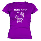 Camiseta Hello Kitty Tallas XXL- XL- L- M- S Sizes ハローキティ 01 T-Shirt Tee Mujer
