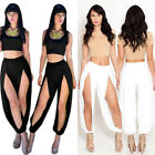 Women Sexy Stretch Bodycon Bandage Romper Clubwear Cocktail Dress Jumpsuit Pants