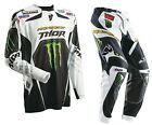 Thor Mx 2014 Core Pro Circuit Monster Kawasaki Motocross Gear Set SALE WAS $315