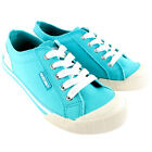 Womens Rocket Dog Jazzin Atlantis Lace Up Flat Plimsoll Casual Trainers UK 3-8