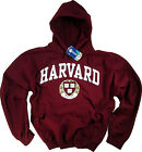 Harvard Shirt Hoodie Sweatshirt Crimson University Official Apparel