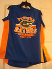 NCAA FLORIDA GATORS PEAK SEASON BOY'S BASKETBALL JERSEY & SHORTS SET NEW