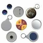 Bradford City Football Pin Button Badge Magnet Keyring Bottle Opener Mirror
