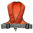 Dog Harness- Precision Fit Step in  - My Canine Kids - Orange Mesh  choose size