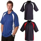 NEW MENS COOLDRY SPORTS SHORT SLEEVE WORK CASUAL POLO TSHIRT MEN'S SHIRT TOP