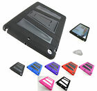 for Apple iPad Air Dual Layer Hybrid Kickstand Tablet Case Cover+PryTool