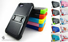 for Blackberry Z10 + Pry Tool Tri-Shield Rugged Hybrid Armor Hard Case Cover