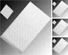 Crib Mattress Nursery Baby Breathable Quilted Cover Cradle Pram Swing Mattresses