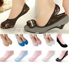 2014 New Girl Womens Invisible No Show Cool Luxury Loafer Boat Footie Peds Socks