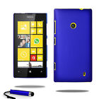 For Nokia Lumia 520 Armour Hard Shell Case Cover + Screen Protector + Stylus