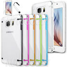 Slim Transparent Crystal Clear Hard TPU Case for Samsung Galaxy S4 / S6 #GS64
