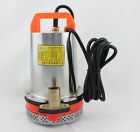 ECO Solar Pumps 12/24/48V DC Submersible Fountain pump for watering car washing