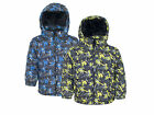 Trespass BUMP Baby Boys Hooded Casual Padded Coat Windproof Jacket