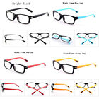 Fashion Mens Womens Clear Lens TR90 Eyeglasses Glasses Frames Anti-radiation