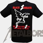 "Black Sabbath ""We sold our Soul......"" T-Shirt 105497 #"