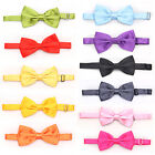 12 colors  New Fashion Boys Kids Children Dance  Wedding Bow Tie