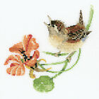 Heritage Crafts Simply Wren Counted Cross Stitch Kit