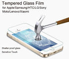 Premium Real Tempered Glass Screen Protector Film Guard for Phone w/ retail box