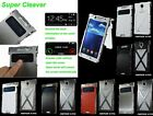 Aluminum Metal 360 Rotating Iron Man Case Cover For Samsung Galaxy S4 i9500+Film