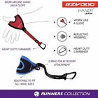 EZY-DOG HANDY LEASH (Great for Hiking or Jogging with Close Control)
