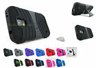 Samsung Galaxy S V 5 S5 Active G870 EXO Dual Layer Stand Case Cover+Prytool