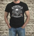 LUCKY 7 LIVE TO RIDE BIKE T-SHIRT