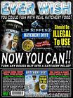 Hatchery Dust by Lip Ripperz 1 oz. Bottle (Choose from 5 Flavors)