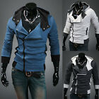 Stylish Assassin's Creed Desmond Miles Mens Hoodie Hoody Coat Jacket Size S~XXL