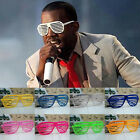 Fashion Candy Colors Shutter Shades Novelty Party Eye Wear Sun Glasses