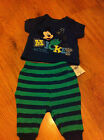 Disney Mickey Mouse Pyjamas (PJs)/Outfit New Baby Boys Free P&P