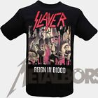 """Slayer """" Reign in Blood"""" T-Shirt 101449 #"""
