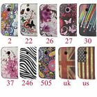 For Motorola MOTO E xt1021/1022leather case mobile phone cover wallet shell card