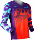 2015 Fox Racing Womens MX ATV Offroad Motocross 180 Jersey Orange